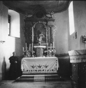 Pôvodný oltár Visolajského kostola_resize