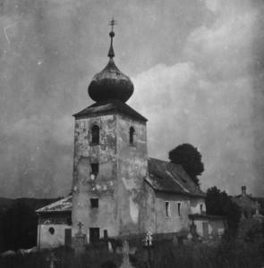 iernobiely obrázok kostola vo Visolajoch_resize